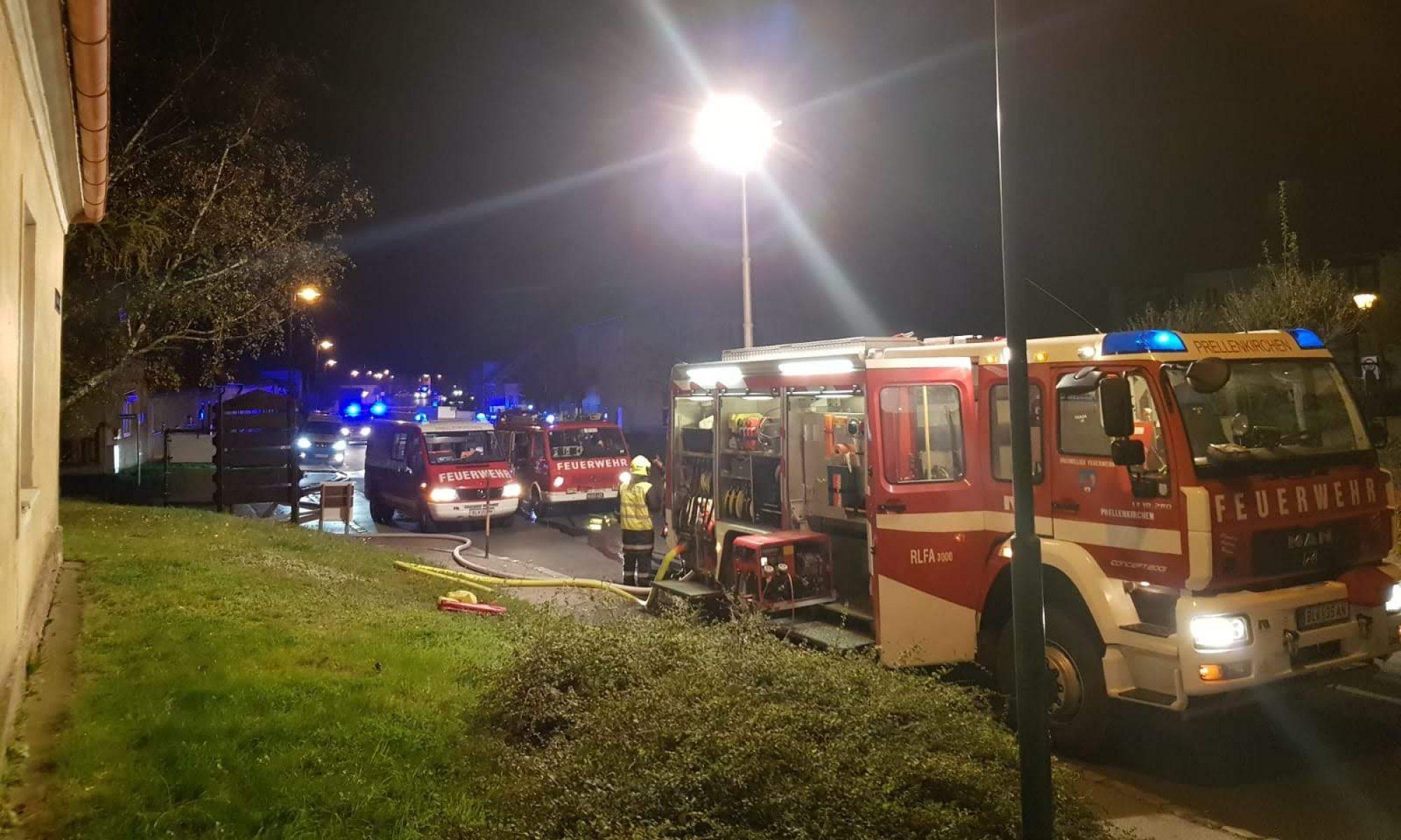 Freiwillige Feuerwehr Prellenkirchen, NÖ